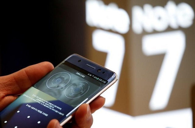 Samsung Halts Production of Note 7 Amidst Fire Scare