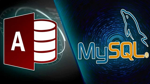 Converting Database From Access To Mysql