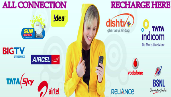 Top 5 Online Mobile Recharge Sites in India