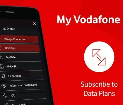 Set Up Your My Vodafone App on Your Smartphone Easily